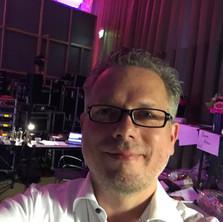Backstaging in Frankfurt/Main