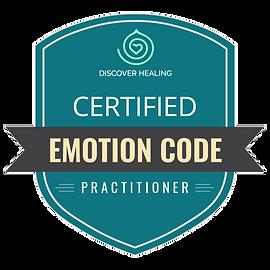 The Emotion Code Badge en-tec-practition