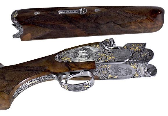 "Beretta SO6 EELL, 12 ga, 28"", C16322B"