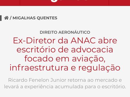 Ex-Diretor da ANAC abre escritório de advocacia com foco em aviação, infraestrutura e regulação