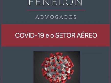 Atualizações: Covid-19 e o Setor Aéreo