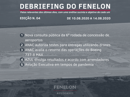 Debriefing do Fenelon #4