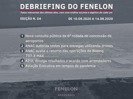 Debriefing do Fenelon #4