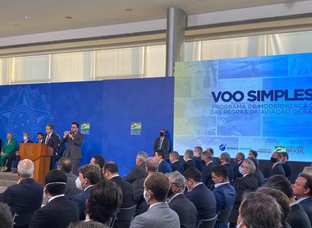 Ricardo Fenelon comenta o Voo Livre, novo programa do Ministério da Infraestrutura e da ANAC