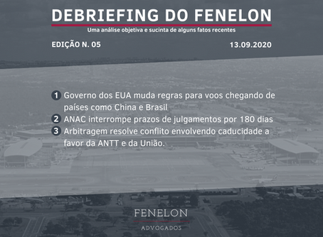 Debriefing do Fenelon #5