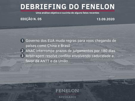 Debriefing do Fenelon #5