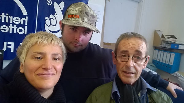 Rose, Marc & Bob