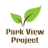Park View previous logo showing two leaves of a plant in its early stages of development