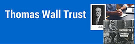 Thomas Wall Trust donor