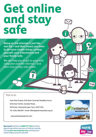 Get Online and stay safe