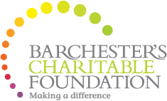 A big thank you to the Barchester Foundation