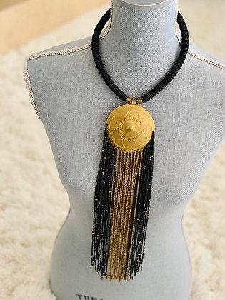 """Mama Africa"" Collar Necklace"