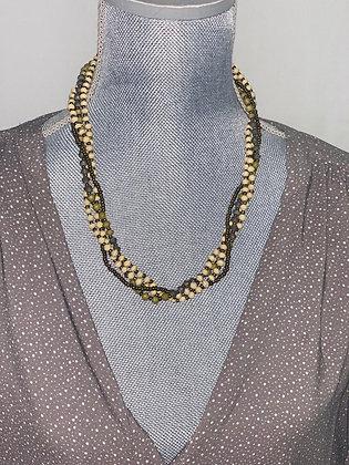 Handmade 4 Strand Necklace
