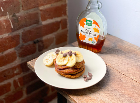 Pumpkin Pancakes recipe