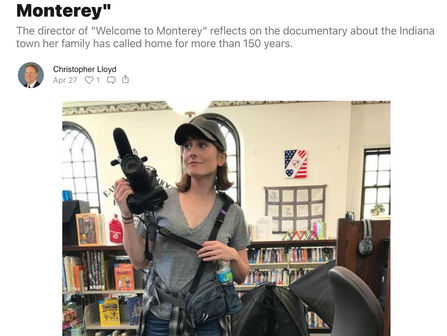 Film Yap reviews 'Welcome to Monterey' & Loves it!