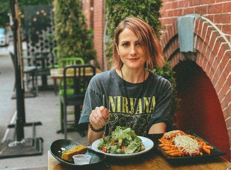 5 MUST-TRY Foods in NYC (Vegan)