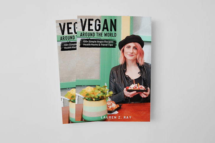 VEGAN AROUND THE WORLD (EBOOK)