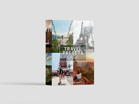 TRAVEL PRESETS PACK