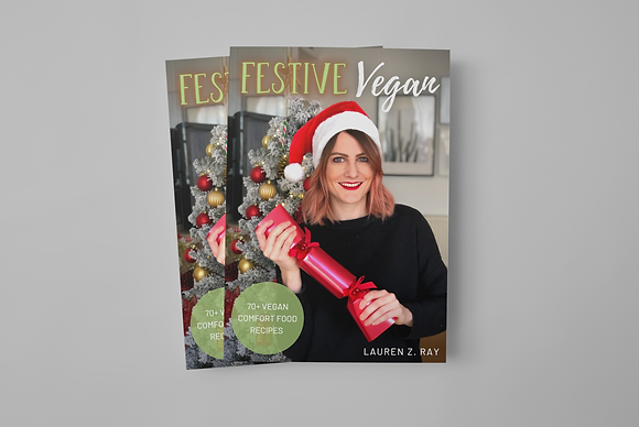 FESTIVE VEGAN (EBOOK)