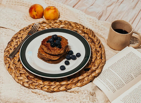 BEST Healthy Pancakes recipe