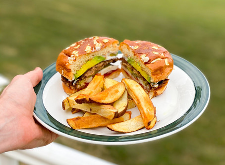 Meatless Burger recipe