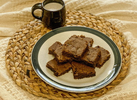 BEST Vegan Brownies EVER recipe