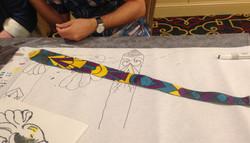 EAE Men's Silk Tie Workshop