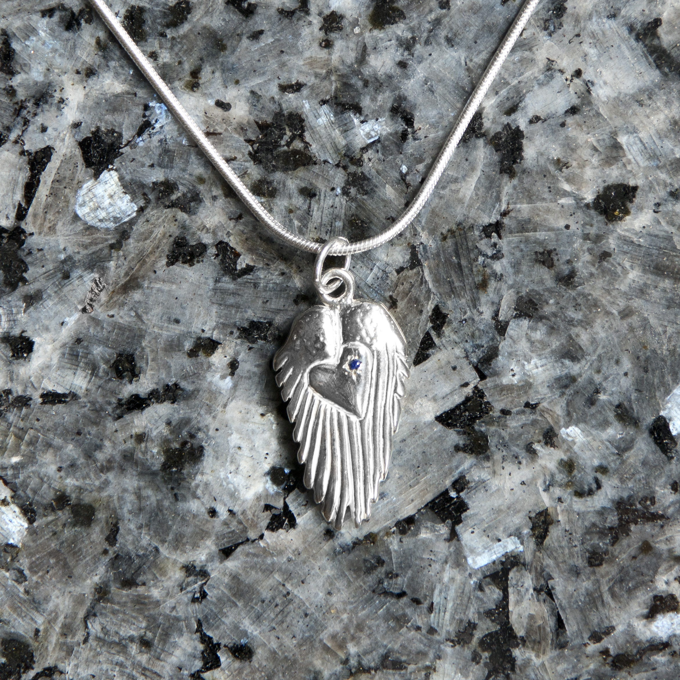 USAFA Michael's Wings Necklace