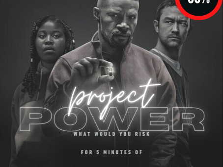 PROJECT POWER - 80%