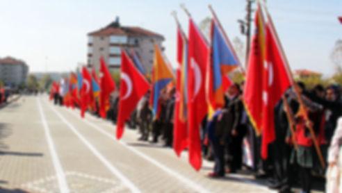 Okul Bayrak Üretimi