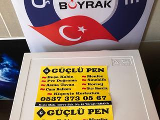 Güçlü Pen Etiket Üretimimiz