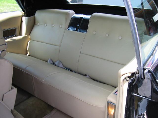 Sièges Cadillac