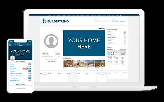 Buildertrend-CustomerBadge-CustomerPorta