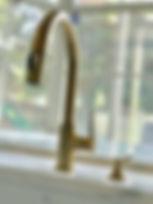 Delta Trinsic Gold Faucet