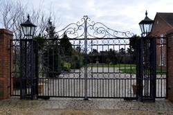 SANDRINGHAM GATE