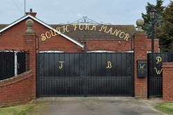 SOUTH FORK GATE