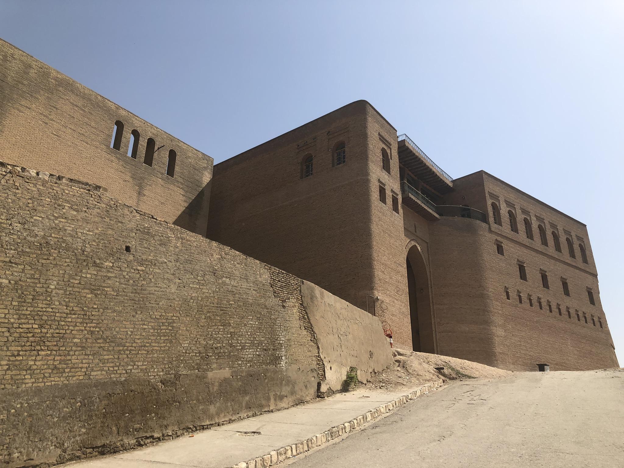 The Citadel Erbil