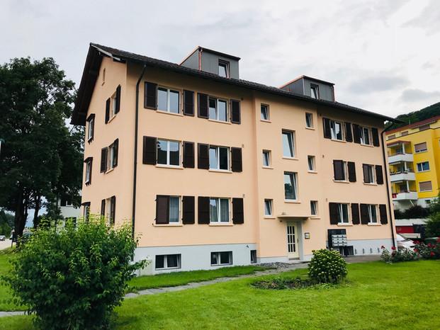 23. Kernsanierung MFH Solothurnstrasse Oensingen