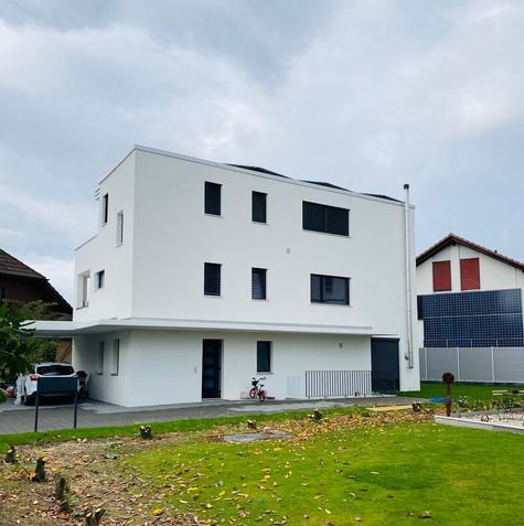 3. Eingangsseite Neubau 2-FH Derendingen