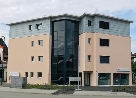 30. Strassenseite Wohn- und Geschäftshaus Hauptstrasse Gerlafingen