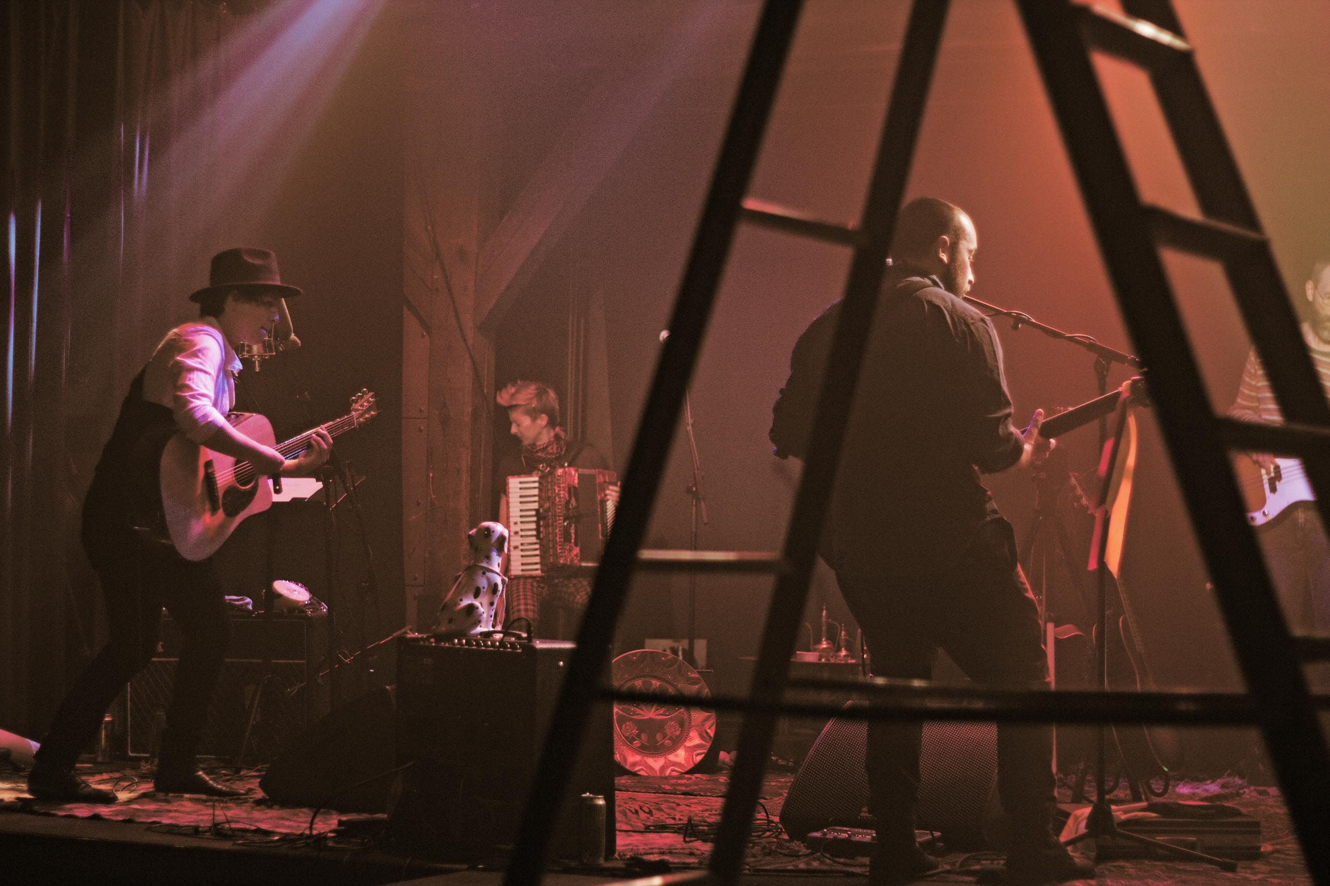 Los Fuegos   Musik i Kolding