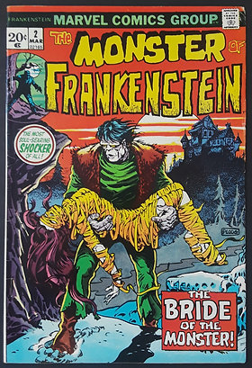Monster of Frankenstein #2