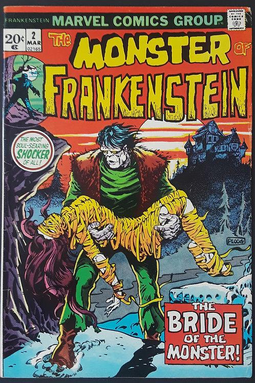 Monster of Frankenstein #2