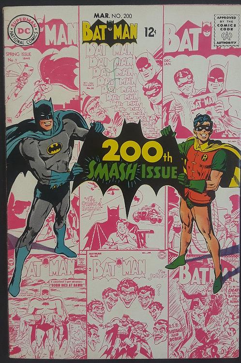 Batman #200
