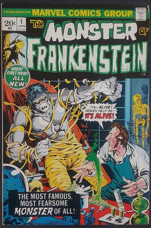 Monster of Frankenstein #1