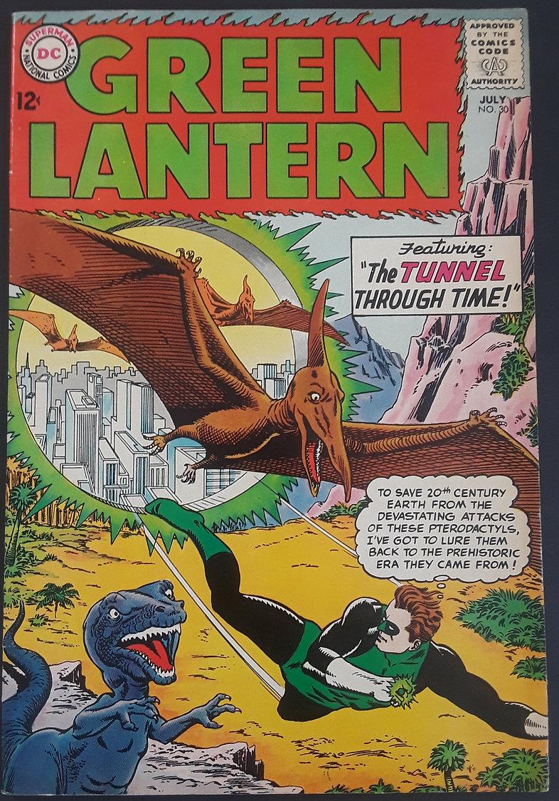 Green Lantern 30 1964 Front.jpg