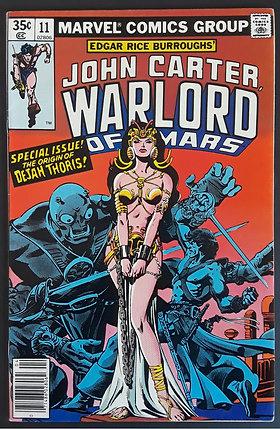 John Carter, Warlord of Mars #11