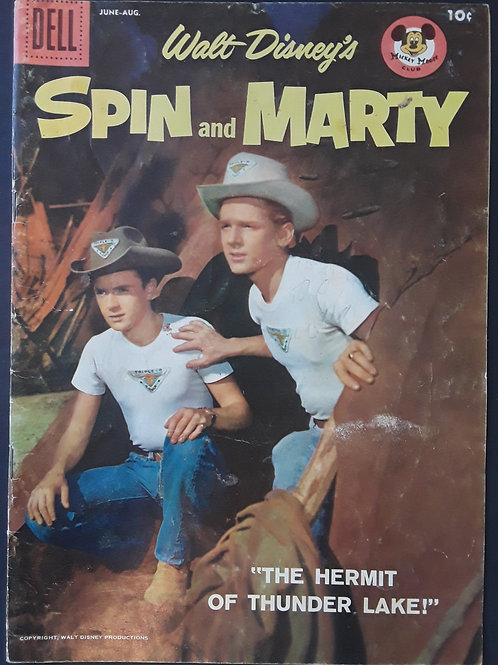 Spin and Marty #6