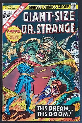 Giant Sized Dr Strange #1