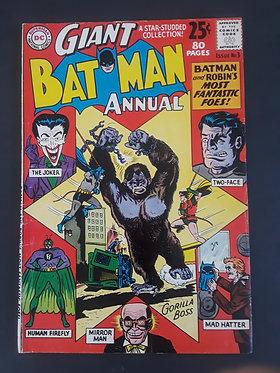 Giant Batman Annual #3